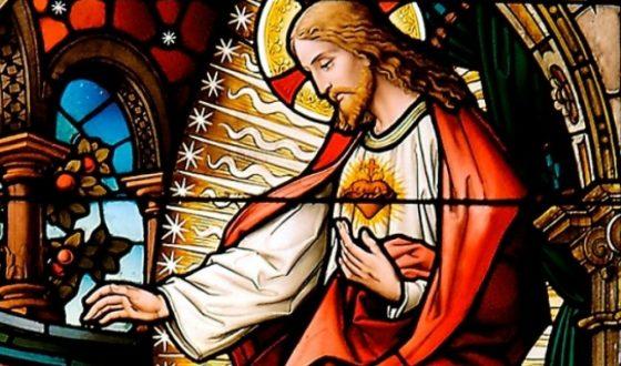 Pe. José Paim: Sagrado Coração de Jesus