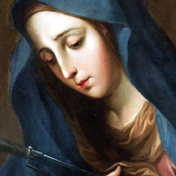 Pe. José Paim: Memória de Nossa Senhora das Dores
