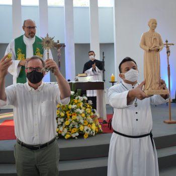 11 anos da Canonização de Santo André Bessette, CSC